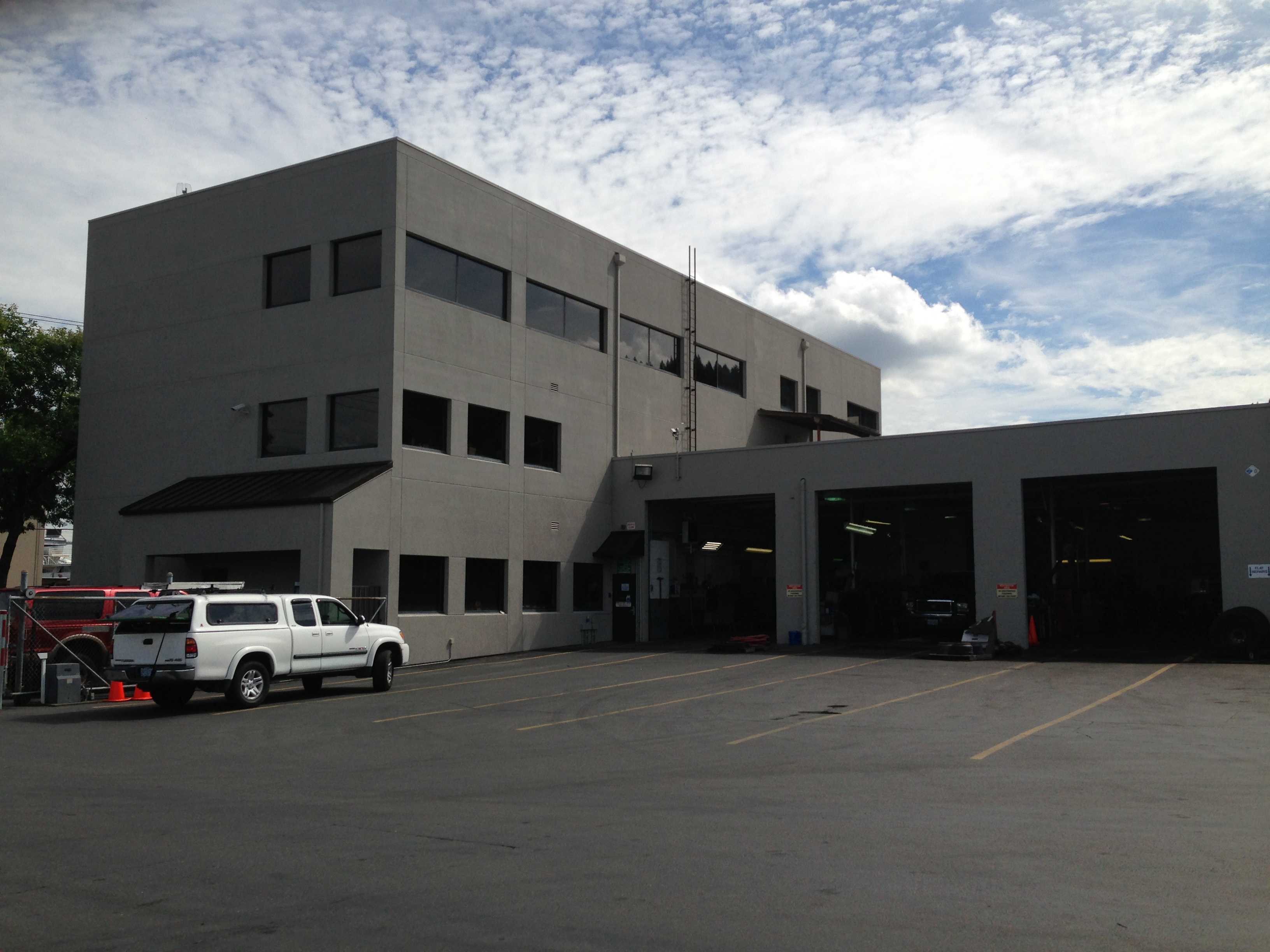 carson oil done commercial painting portland