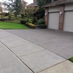 Driveway washed and Sealed