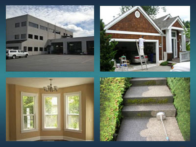 Portland & Vancouver House Painting Contractor & Commercial Painter
