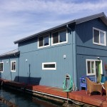 House Boat Painting Portland-Cascade Painting and Restoration