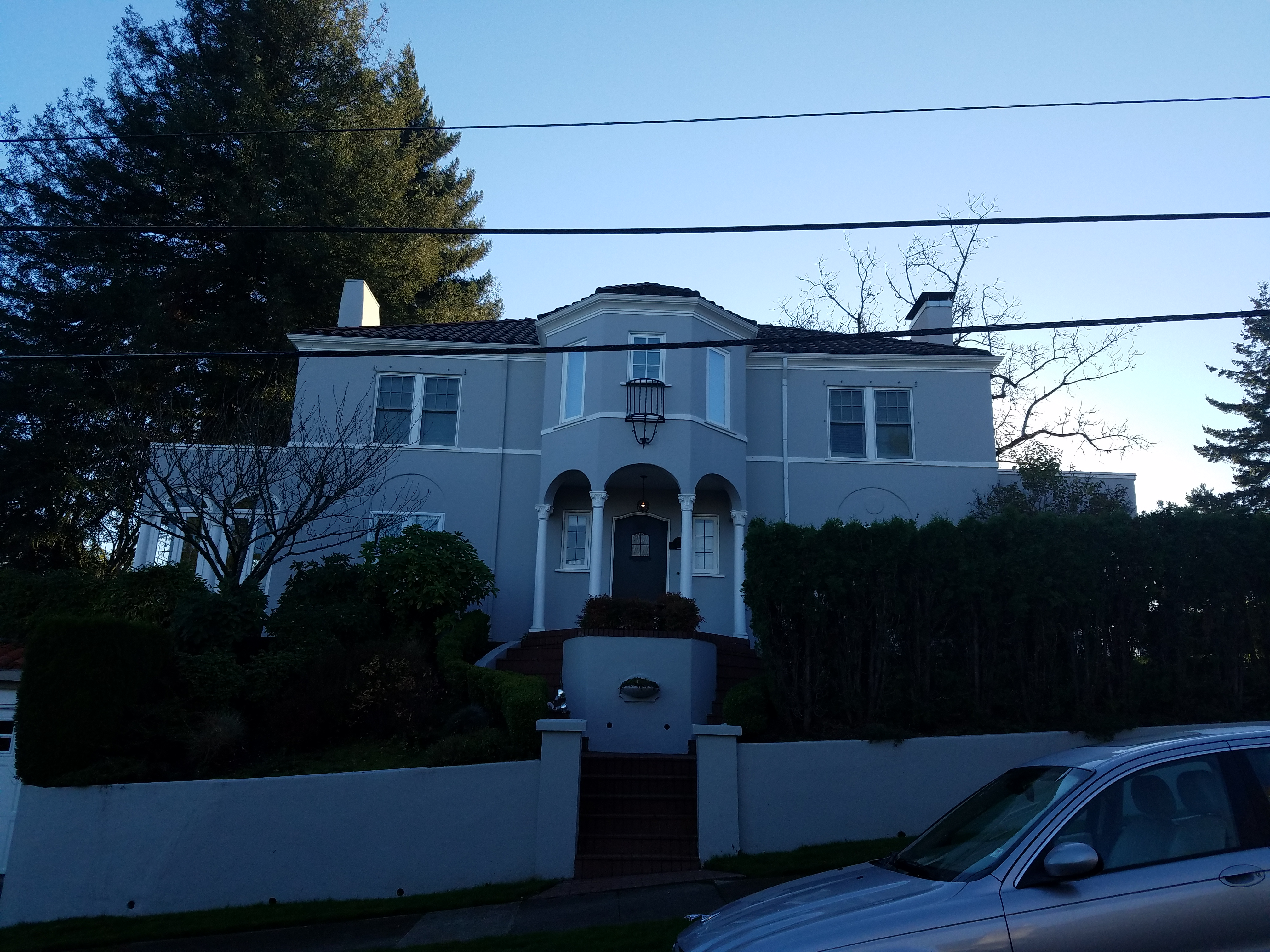 Exterior Painting In Portland Cascade Painting And Restoration